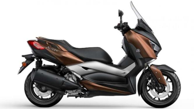 Yamaha Akhirnya Umumkan Harga Nmax 250cc Viva