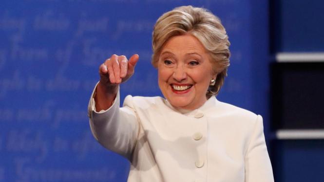 Capres Amerika Serikat dari Partai Republik, Hillary Clinton