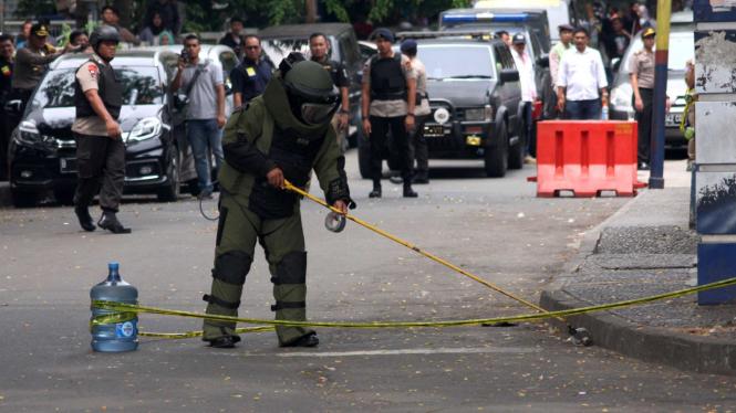 Penyerangan Polisi di Tangerang