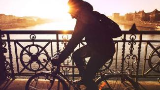 Tips Aman Bersepeda di Tengah Wabah COVID-19