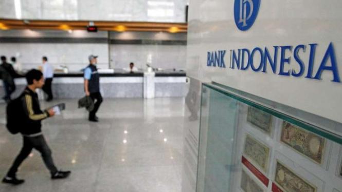 Kantor Pusat Bank Indonesia.