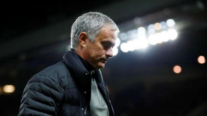 Manajer Manchester United, Jose Mourinho