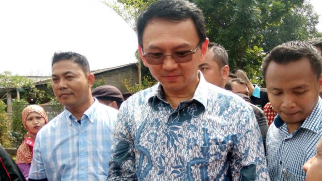 Calon Gubernur DKI Jakarta, Basuki Tjahaja Purnama