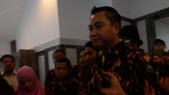 Ketua DPD DKI Jakarta Partai Golkar, Fayakhun Andriadi