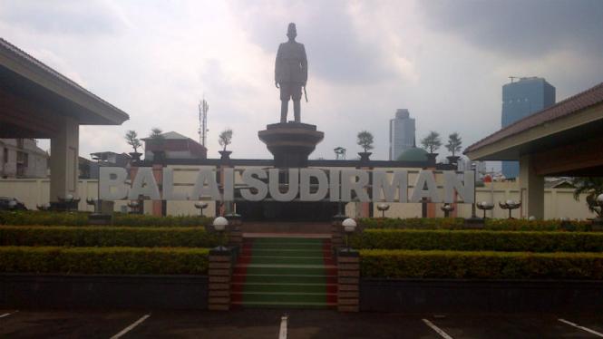 Gedung Balai Sudirman, Jakarta Selatan