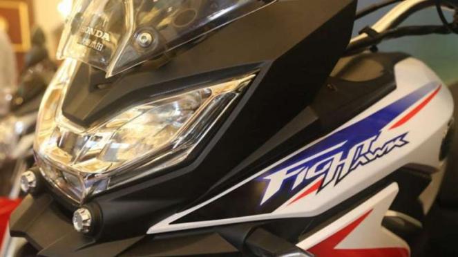 Honda CBF190X.