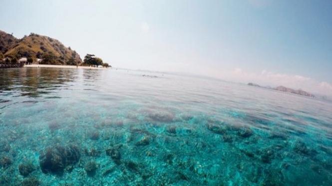 Pulau Komodo.