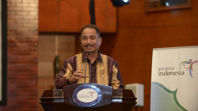 Menteri Pariwisata RI Arief Yahya.