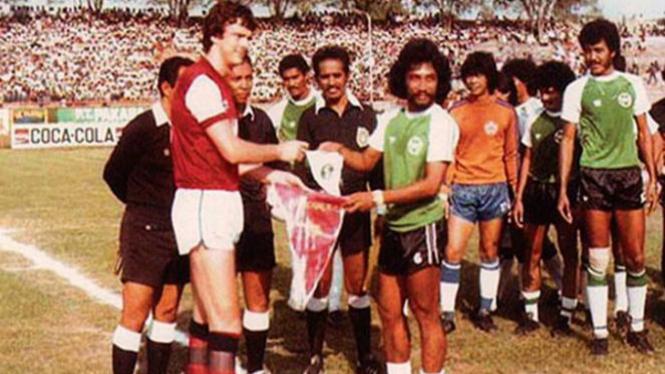 Arsenal di tahun 1983.