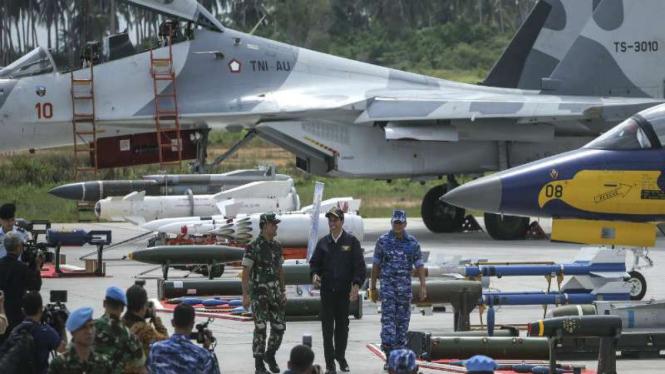 RI Masuk Daftar 15 Negara dengan Militer Terkuat