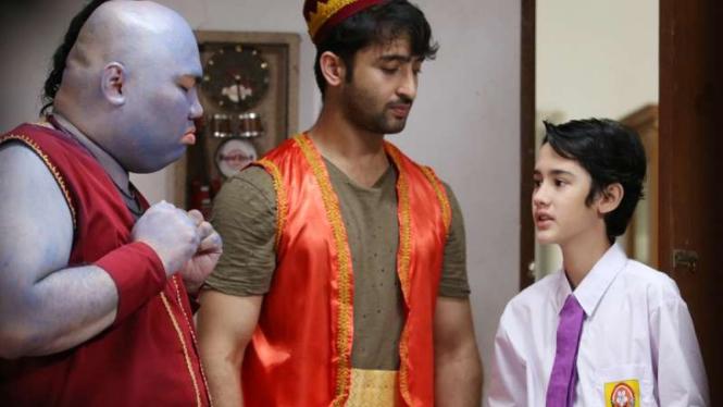 """Aladin dan Alakadam"" di ANTV"
