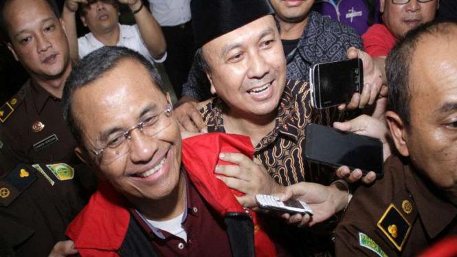 Mantan Menteri BUMN, Dahlan Iskan.