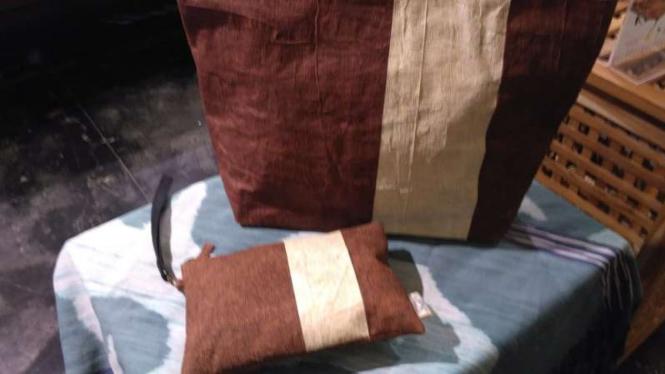 kerajinan kulit kayu dari lembah bada poso viva