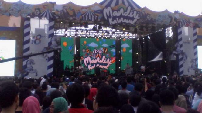 Mandiri Karnaval 2016