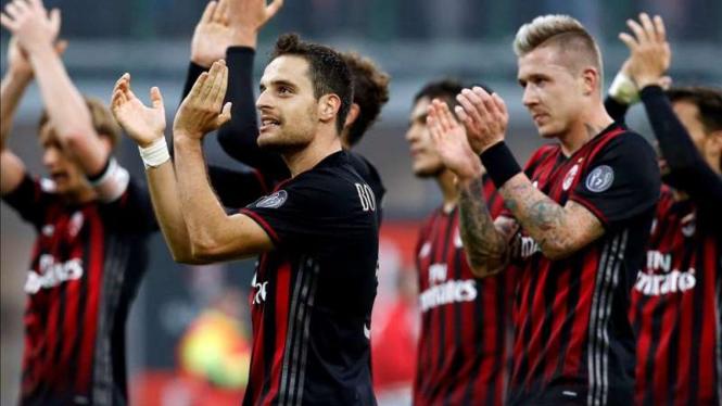 Para pemain AC Milan.