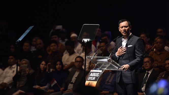 Pidato Politik Agus Yudhoyono