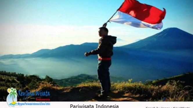 Pariwisata Alam Indonesia.