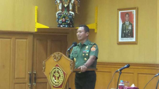 Kapuspen Mabes TNI Brigjen TNI Wuryanto