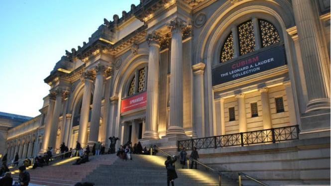 Metropolitan Museum of Art, New York.