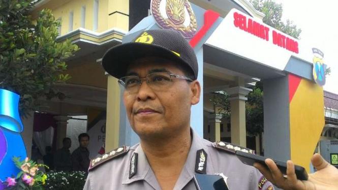 Kabid Humas Polda Metro Jaya Kombes Polisi Raden Prabowo Argo Yuwono.