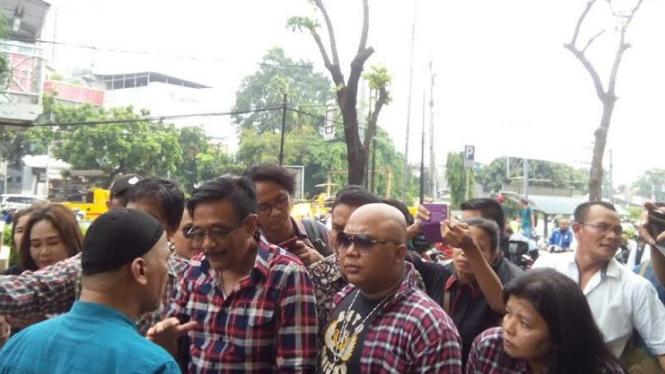 Calon Wakil Gubernur DKI, Djarot Saiful Hidayat.