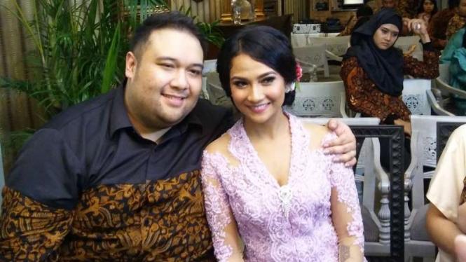 Batal Nikah Dengan Vanessa Angel Cucu Soekarno Trauma