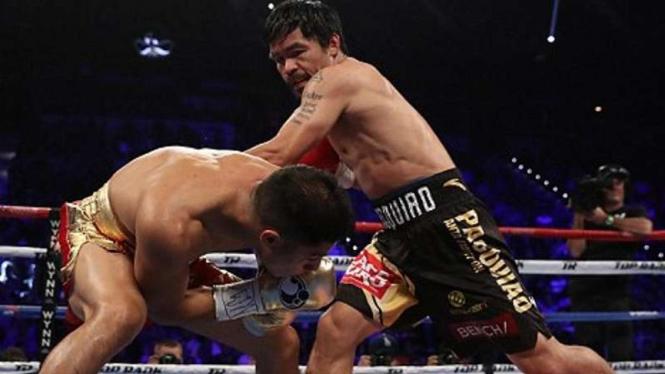 Jessie Vargas vs Manny Pacquiao.