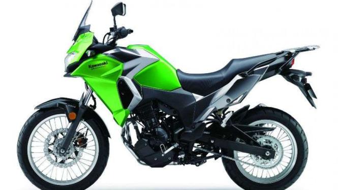 Kawasaki Versys X 300.