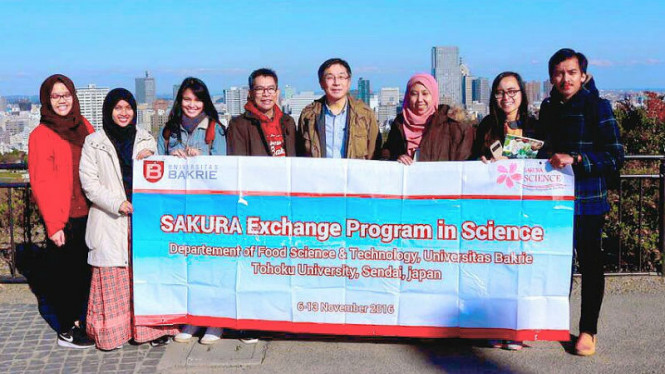 ITP Goes to Japan