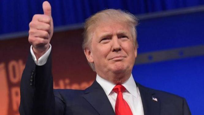 Presiden Amerika Serikat Donald Trump.