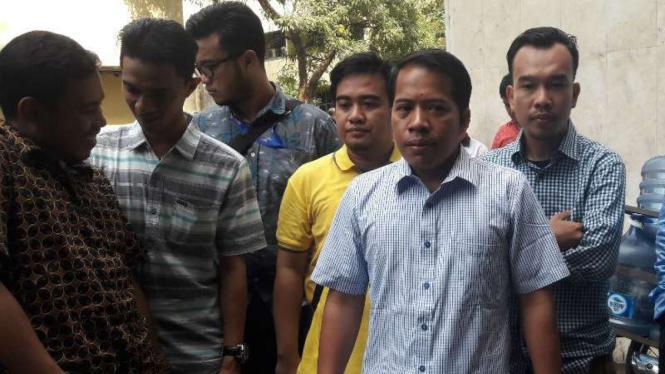 Ketua PB HMI, Mulyadi P Tamsir.