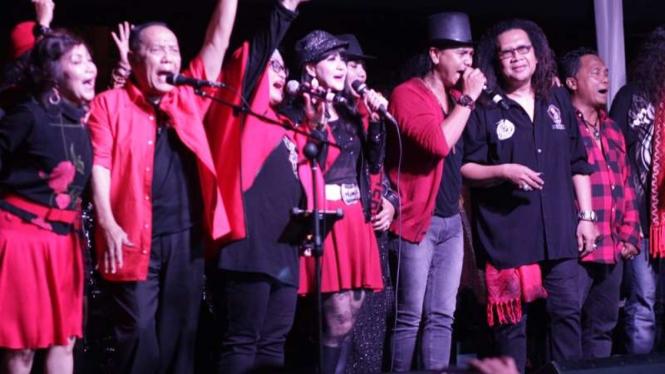 Indonesia Kita (I.Ki) Gelar Konser