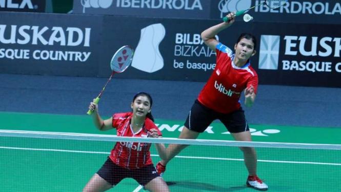 Ganda putri junior Indonesia, Jauza Fadhila Sugiarto/Yulfira Barkah