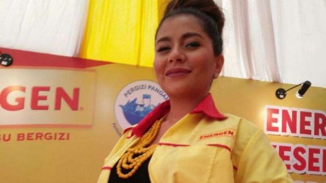 Meisya Siregar.