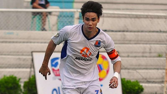 Gelandang Timnas Filipina, James Younghusband