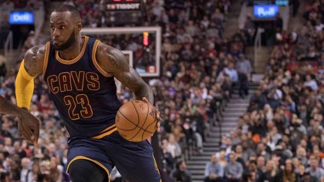 Bintang Cleveland Cavaliers, LeBron James