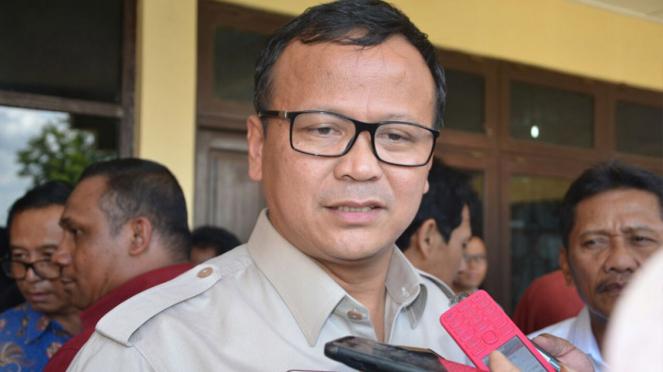 Wakil Ketua Umum Partai Gerindra, Edhy Prabowo.