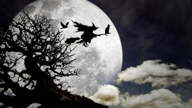 Ilustrasi sihir.