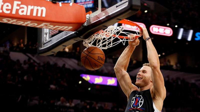 Pemain Los Angeles Clippers, Blake Griffin