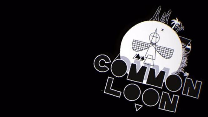 Logo Common Loon.