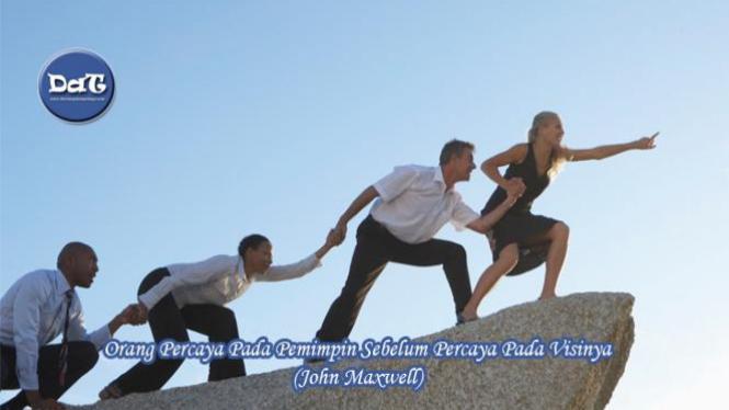 Quote John Maxwell.