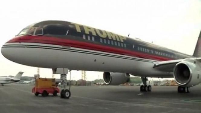 T-Bird milik Donald Trump.