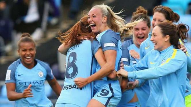 Tim sepakbola wanita Manchester City