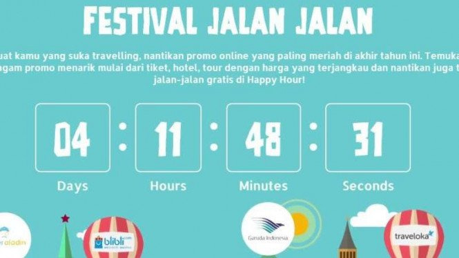 festival Jalan-Jalan