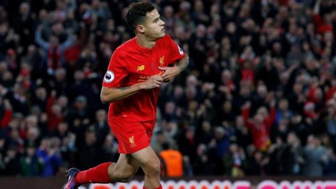 Bintang Liverpool, Philippe Coutinho
