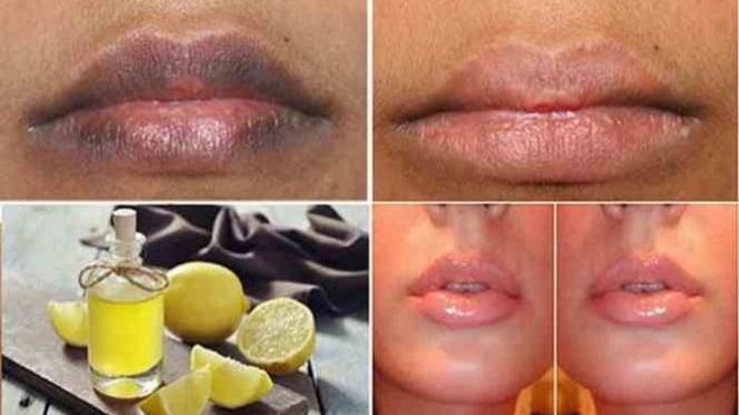 Membentuk warna indah bibir secara alami.