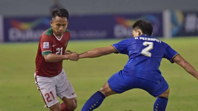 Pemain Timnas Indonesia, Andik Vermansyah