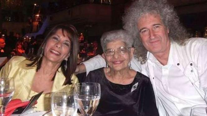 Ibu Freddie Mercury meninggal dunia