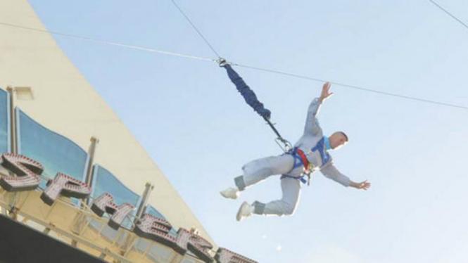 Sky Jump Las Vegas.
