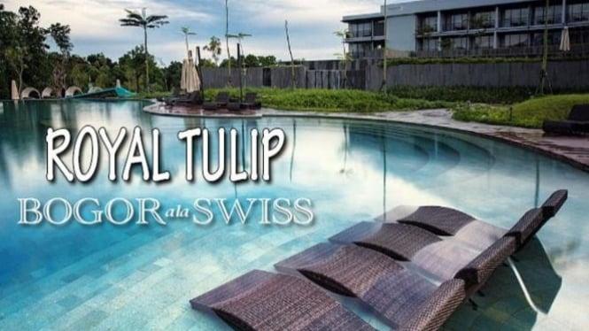 Royal Tulip Hotel, Bogor.